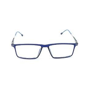 Óculos Receituário Prorider Retangular Azul - xr007c4