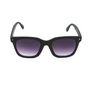 Óculos de Sol Prorider Quadrado Preto Fosco