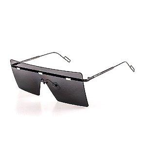 Óculos de Sol Voor Vert Grafite com Prata - VVOCSBRIGID