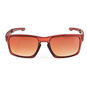Óculos Solar Voor Vert Marrom Fosco - VVOCS009246-05