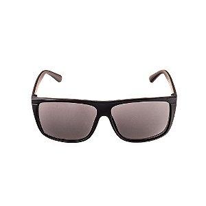 Óculos Solar Voor Vert Preto Fosco com Lente Fumê - VVOCSXZ-55
