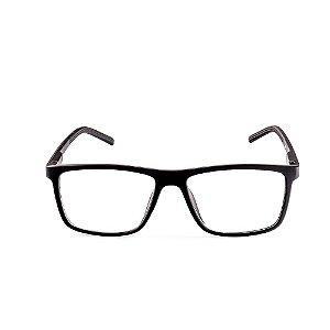 Óculos Receituário Voor Vert Preto Fosco - VVOCRGP022-1