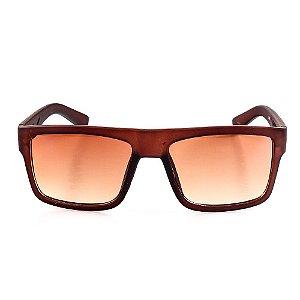 Óculos Solar Voor Vert Marrom Fosco - VVOCS8814