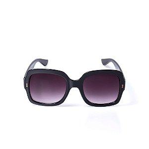 Óculos de Sol OTTO - Preto com Lente Degradê