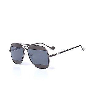 Óculos de Sol OTTO - Aviador Grafite Fosco