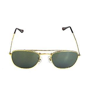 Óculos de Sol Titânia Dourado