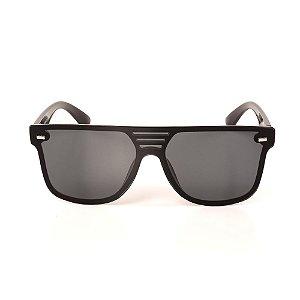 Óculos de Sol Titânia Quadrado Preto