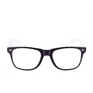 Óculos Receituário Conbelive Branco e Preto