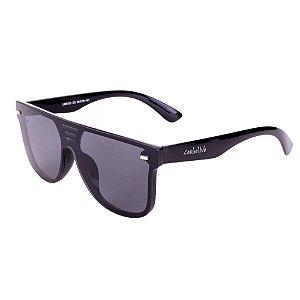 Óculos de Sol Conbelive Quadrado Preto