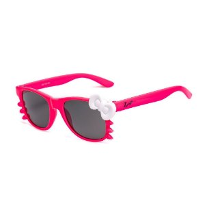 Óculos de Sol Infantil ZJim Gatinho Rosa Chiclete