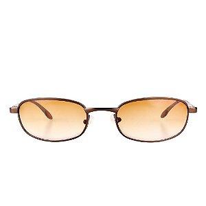 Óculos de Sol Retro Prorider Marrom - A2770