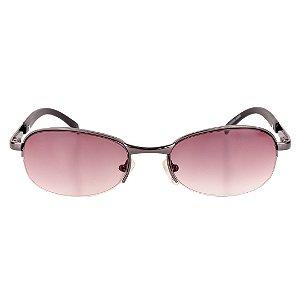 Óculos de Sol Retro Prorider Grafite com Lente Degrade - A2836-2