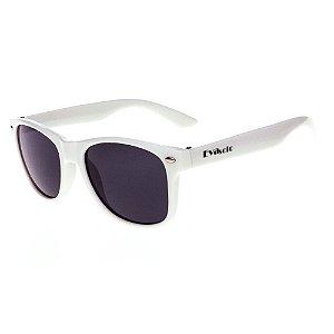Óculos De Sol Infantil Eva Solo Quadrado Branco