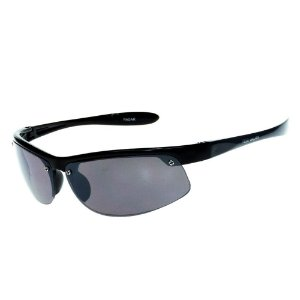 Óculos de Sol Infantil Eva Solo Esportivo Preto