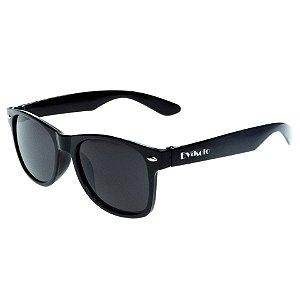 Óculos de Sol Infantil Eva Solo Quadrado Preto
