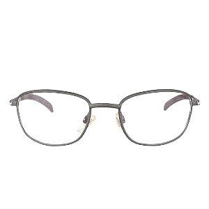 Óculos de Grau Retro Prorider Grafite Escuro Fosco - Jasper