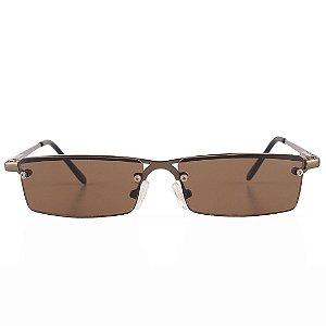 Óculos de Sol Retro Prorider Marrom Fosco - Rangiroa1