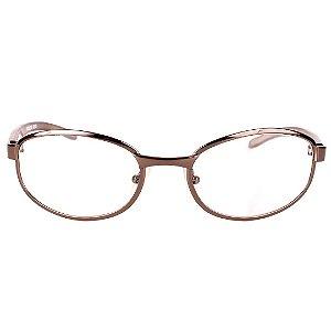 Óculos de Grau Retro Prorider Marrom Claro - ROCKSLIDE03