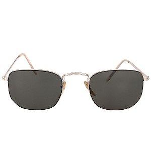 Óculos de Sol Retro Prorider Dourado com Lente Verde - SANTORINI11