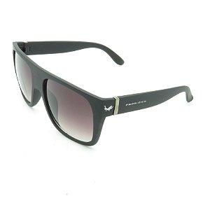 Óculos de Sol Prorider Preto Fosco com Lente Degrade - XZ-53
