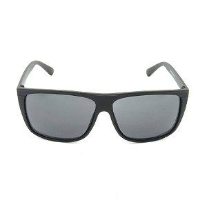 Óculos de Sol Prorider Preto Fosco com Lente Fumê - XZ-55-1