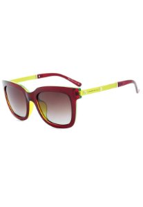 Óculos de Sol Prorider Vermelho e Verde Translúcido - 8006C72