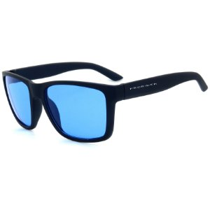 Óculos de Sol Prorider Azul Fosco com Lente Azul - ZM2421