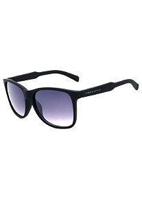 Óculos de Sol Prorider Preto Fosco com Lente Degrade - DM-069-5