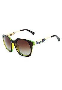 Óculos de Sol Prorider Marrom e Verde Translúcido - 8010C81