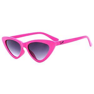 Óculos de Sol Infantil Z-JIM em Grilamid® TR-90 Gatinho Pink