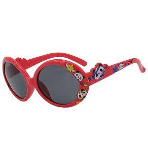 Óculos de Sol Infantil Z-JIM Vermelho Estampado