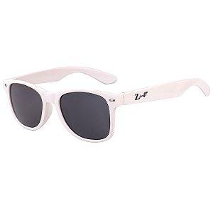 Óculos de Sol Infantil Z-JIM Quadrado Branco