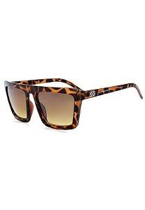 Óculos de Sol Prorider Animal Print Translúcido - D9093