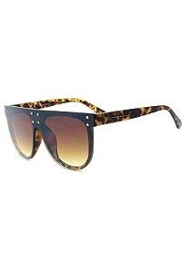 Óculos de Sol Prorider Animal Print Translúcido - YD1813C2