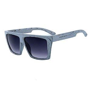 DUPLICADO - Óculos de Sol Prorider Preto e Laranja Fosco com Lente Degrade - W1-65-2