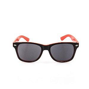 Óculos de Sol Infantil Red Hot Quadrado Menino