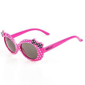 Óculos de Sol Infantil Red Hot Laço Menina