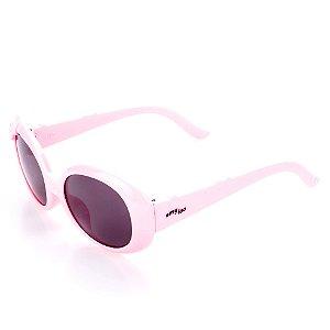 Óculos de Sol Amy Loo Laço Rosa Claro