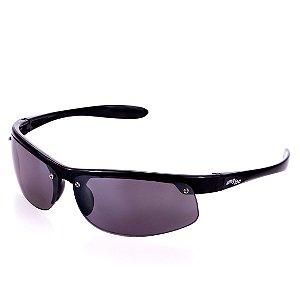 Óculos de Sol Amy Loo Esportivo Preto