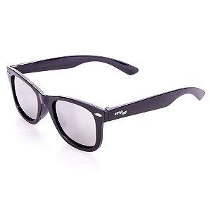 Óculos de Sol Amy Loo Quadrado Preto
