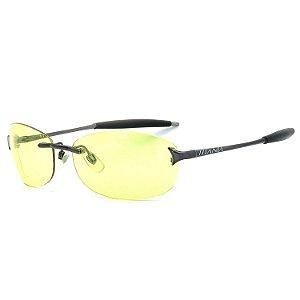Óculos de Sol Titânia Retrô Preto