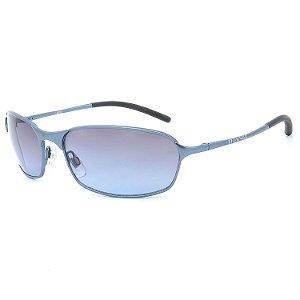 Óculos de Sol Titânia Retrô Azul