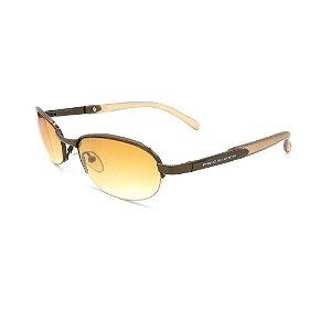 Óculos de Sol Retro Prorider Marrom - A2836