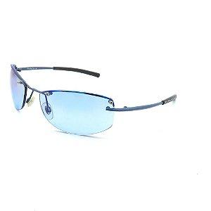 Óculos de Sol Retro Prorider Azul com Lente - TAYAPA