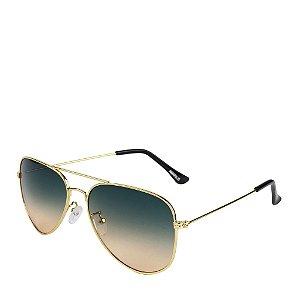 Óculos Solar Paul Ryan Dourado Amaralis-1