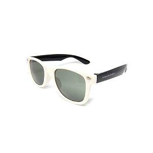 Óculos de Sol Prorider Infantil Preto e Branco - 2020-9