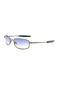 Óculos De Sol Prorider Retro Prata com lente Azul degrade- AC3894
