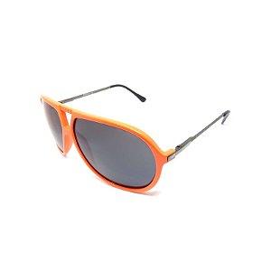 Óculos de Sol Prorider Retrô laranja com Lente fume -EURO