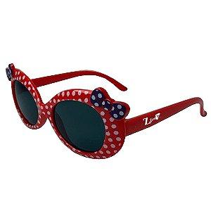 Óculos de Sol Infantil Zjim Redondo