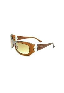 Óculos de Sol Prorider Retro marrom com lente degrade marrom - 8022M
